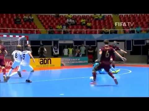 Match 28: Russia v Cuba - FIFA Futsal World Cup 2016