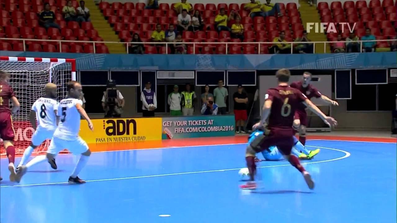 Video: Futsal Nga vs Futsal Cuba