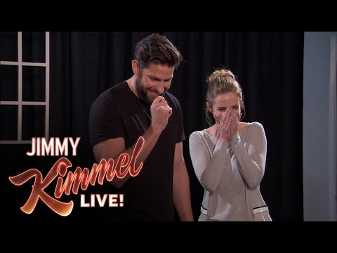 The Kimmel School of Perfect Acting - OUTTAKES
