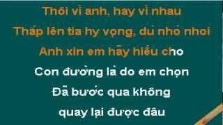 Dau Cham Het Karaoke - Thiên Trường Địa Hải - CaoCuongPro