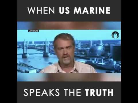 When US Marine speaks the Truth.