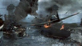 "Перл Харбор атака японцев ч.4 - ""Перл Харбор"" отрывок из фильма"