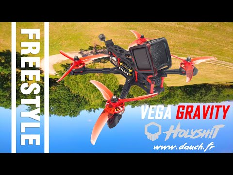 VEGA GRAVITY - NEW FPV FREESTYLE FRAME