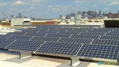 Brooklyn IKEA Installs Solar Panels But Can't Turn Them On