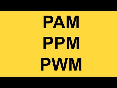 PAM | PWM | PPM | COMMUNICATION | BSNL JE(TTA)| JTO | ENGINEERING EXAMINATIONS
