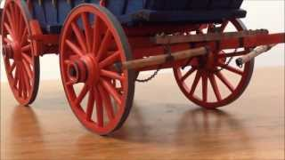 Building The Conestoga Wagon E
