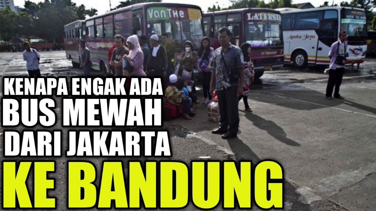 Naik Bus Primajasa Dari Terminal Jakarta Lebak Bulus Ke Bandung Youtube