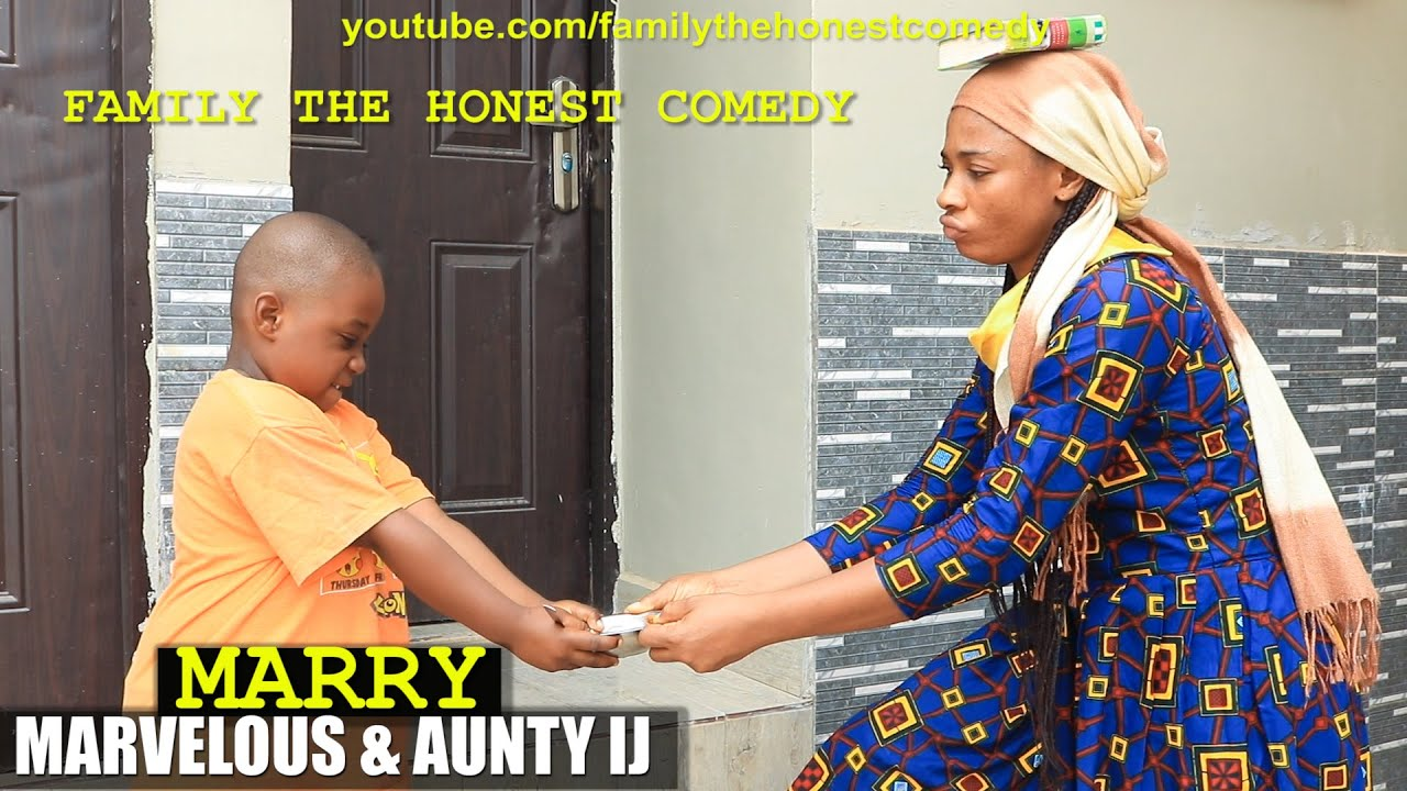 Download FUNNY VIDEO (MARVELOUS AND IJ) (MARRY) (Family The Honest Comedy) (Episode 1)