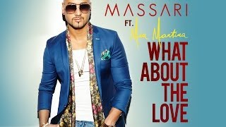 Massari - What About The Love (ft. Mia Martina) [Lyric Video]