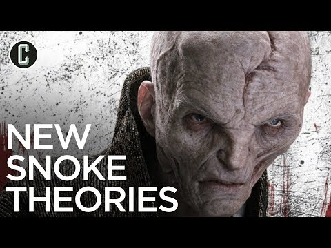Snoke Theories After Star Wars: The Last Jedi - Now What?