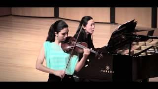 Concerto in D minor by Heryk Wieniawski - Allegro con fuoco- Allegro moderato
