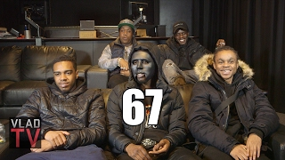 67 on Having Their First UK Tour Sell Out & Shut Down By Police