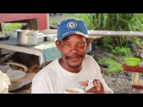 180 Days in Dominica Ep3: Food