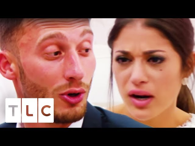 Loren And Alexei's Explosive Wedding Day Argument | 90 Day Fiancé: Our Journey So Far