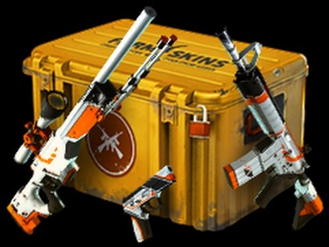 Opening ALL cases on farmskins inc. weapon set case