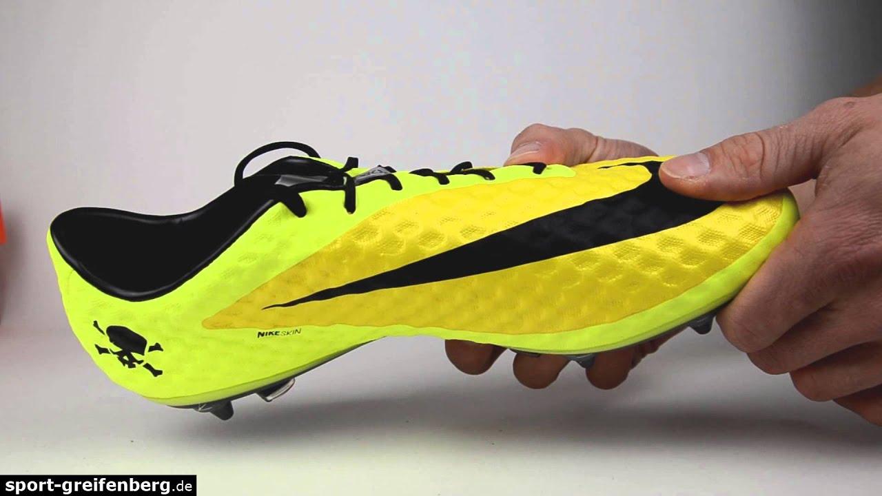 87b1fe5a7 Nike Hypervenom Phantom SG Pro Neon - YouTube