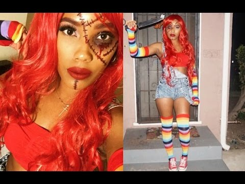 Grwm Halloween Party 2015 Chucky Youtube From face painters to psychics, find everything you need on gigsalad. youtube