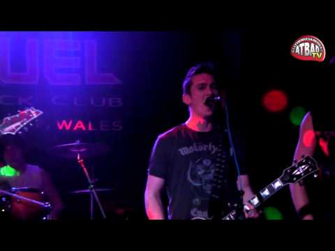 Martyr De Mona - Am I Sorry - Live At Fuel Rock Club, Cardiff