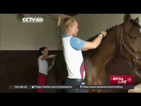 5 countries represented at 15-day equestrian event in Mostaganem