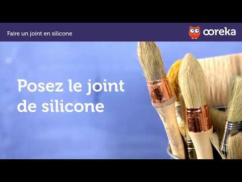 Faire Un Joint : faire un joint de silicone youtube ~ Nature-et-papiers.com Idées de Décoration