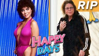 Happy Days Cast Then and Now (2020)