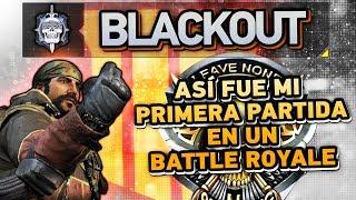 ASÍ fue como BLACKOUT me quitó la virginidad... de Battle Royale - 1ª Partida Blackout