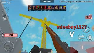 Roblox arsenal game sorry for lag