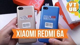Xiaomi Redmi 6a Два штуки с Aliexpress(, 2018-10-04T05:00:02.000Z)