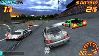 Asphalt: Urban GT 2 PSP Gameplay HD