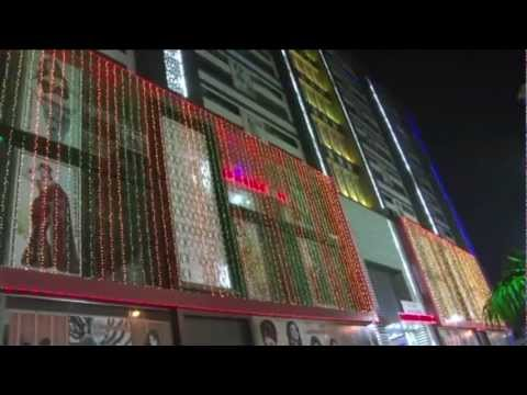 "THE REAL LANDMARK OF SURAT, GUJARAT ""LANDMARK EMPIRES"" LUXURIOUS SHOPPING & TEXTILE HOUSES.wmv"
