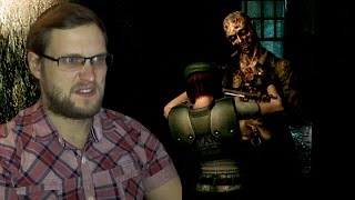 Resident Evil / biohazard HD REMASTER ► СЛОЖНОВАТЕНЬКО ► ДАВАЙ ГЛЯНЕМ