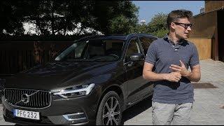 Обзор и тест-драйв нового Volvo XC60 2018!