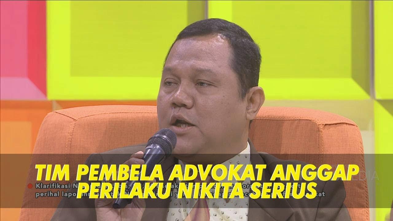 Nikita Mirzani Advokat