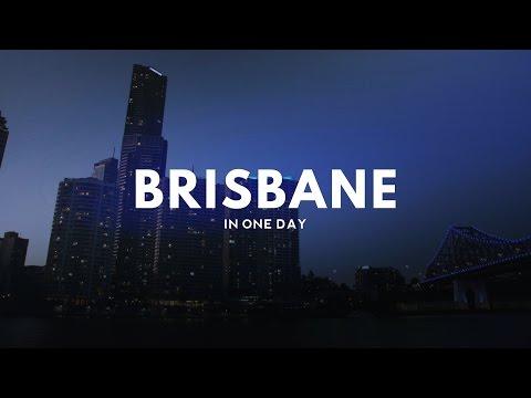 Trip to Brisbane (Australia) for one day!