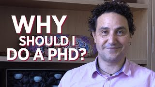 Why Should I Do a PhD? thumbnail