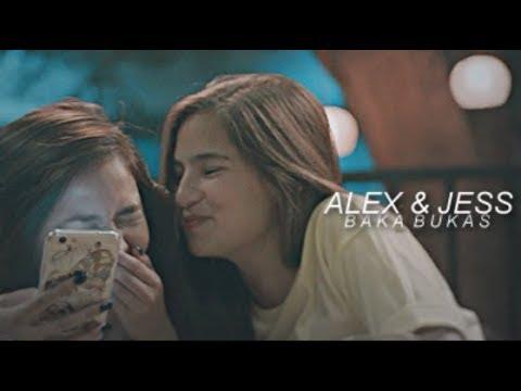 Alex & Jess ✘ Happier With You (Baka Bukas)