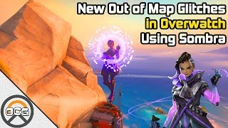 OCG - New Out of Map Glitches in Overwatch Using Sombra