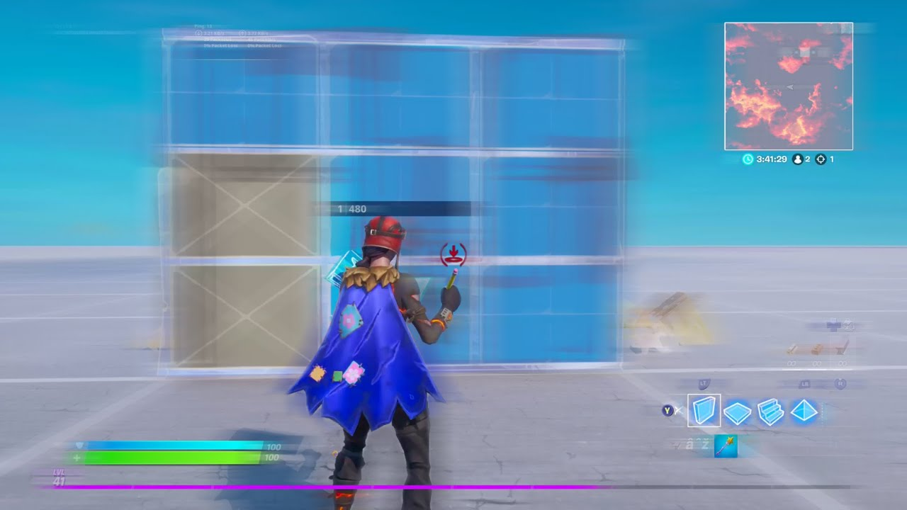 Is this *PEAK* 60FPS Console Editing?