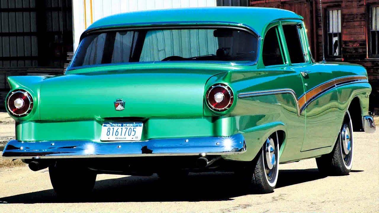 1957 Ford Custom Youtube