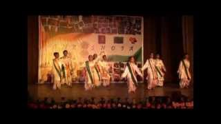 ALWAYS MAST DANCE GROUP ADANI VIDHYAMANDIR CHAK DE INDIA KUCH KARIYE