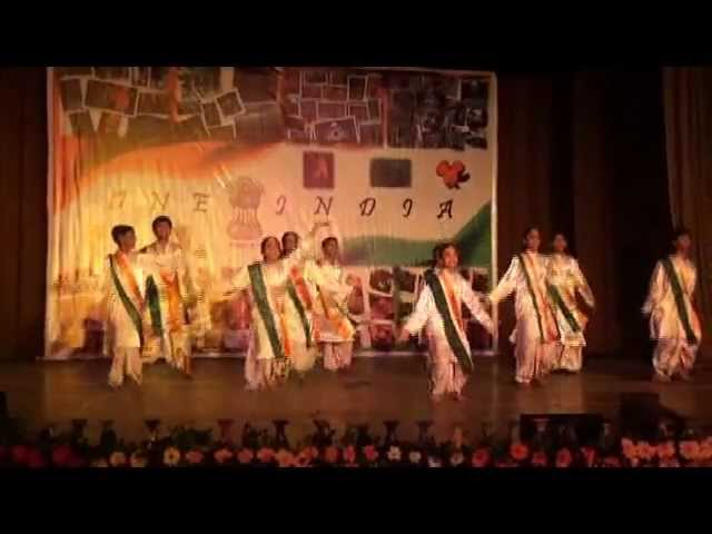 ALWAYS MAST DANCE GROUP ADANI VIDHYAMANDIR CHAK DE INDIA KUCH KARIYE Travel Video