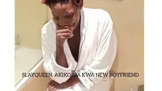 "Eric Omondi-""Slay queen in boyfriend's washroom"""