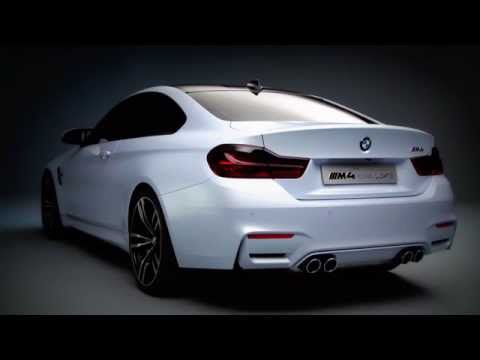 2015 BMW M4 Concept Iconic Lights - Static Part I