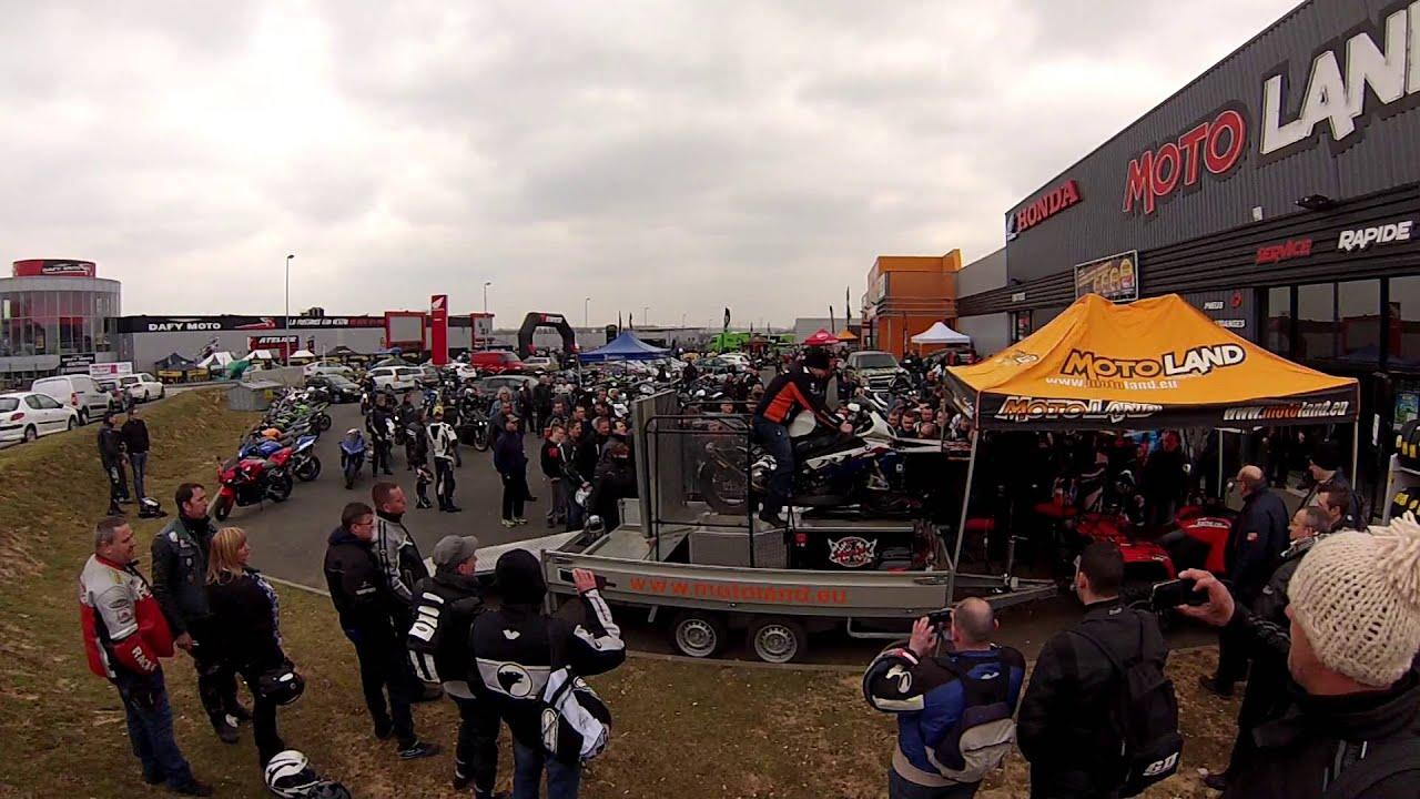 Banc De Puissance  Bmw S 1000 Rr  Seclin Moto Show 2013