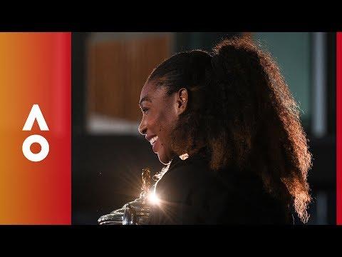 AO18 profile: Serena Williams | Australian Open 2018