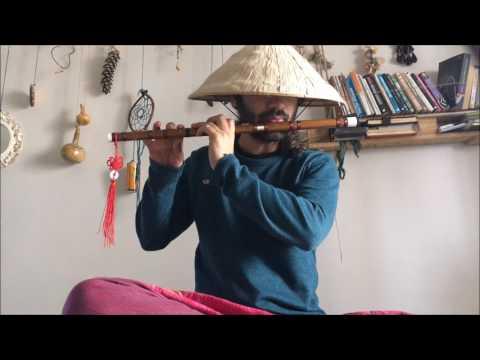 bamboo flute - Concerning Hobbits