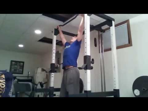 The United States Marine Corps Physical Fitness Pullup Test Done By A Fruitarian Strength Athlete