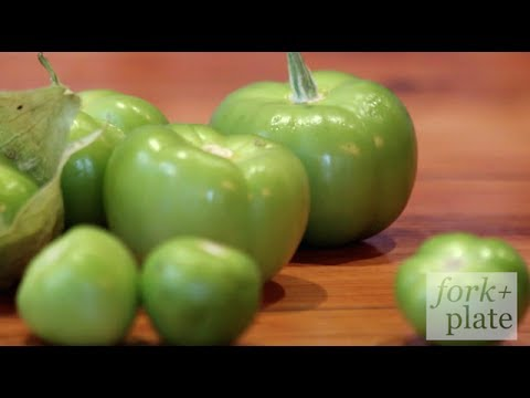 What is a Tomatillo?