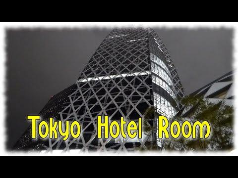Tokyo Hotel Room ★Japan Vlog 32★