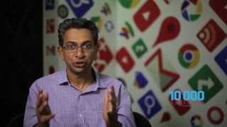 Rajan Anandan, (Google India) : How Entrepreneurs Should Approach Investors